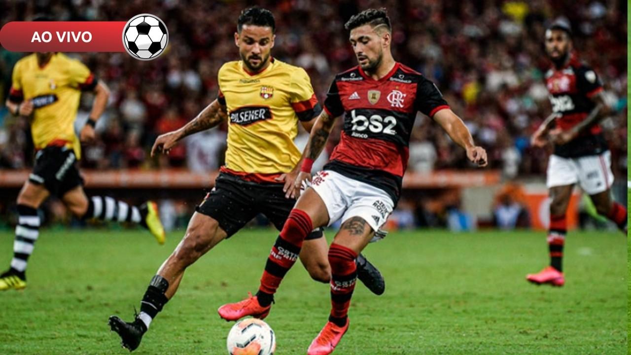 Flamengo x Barcelona-EQU