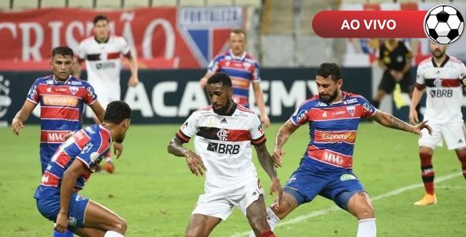 Flamengo x Fortaleza