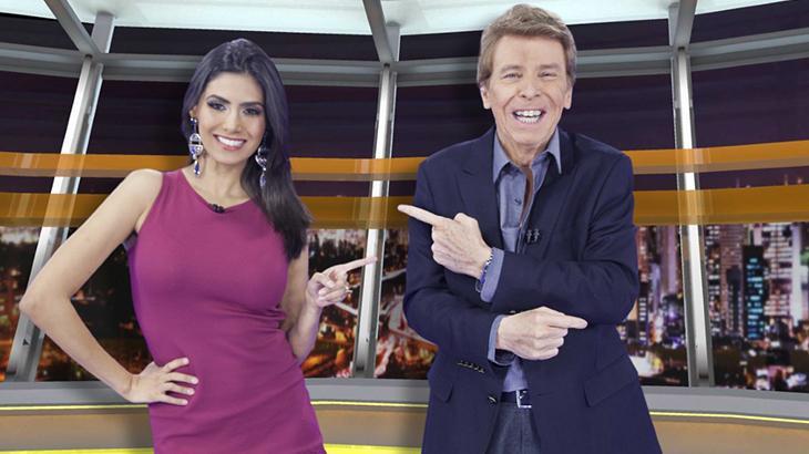 Contratação de Leo Dias cai como uma bomba no TV Fama e gera treta com Flávia Noronha