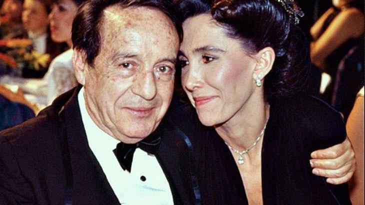 Roberto Bolãnos e Florinda Meza