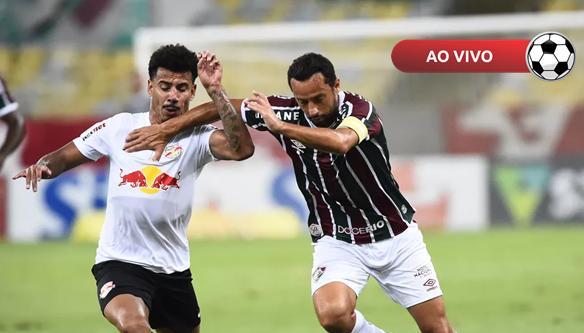 Fluminense x Bragantino