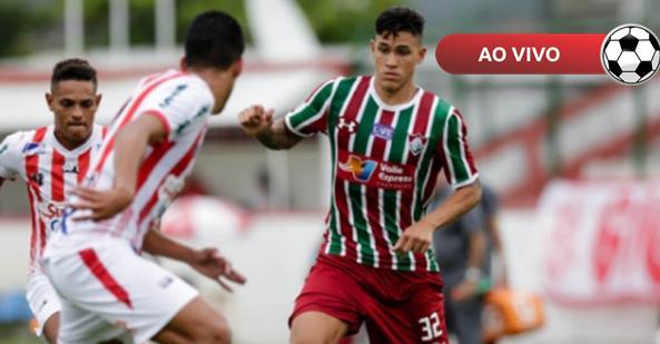 Fluminense x Nova Iguaçu
