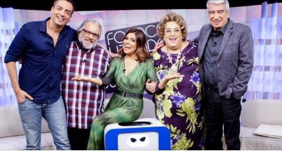 """Silvio Santos toma nova decisão sobre o \""""Fofocalizando\"""""""