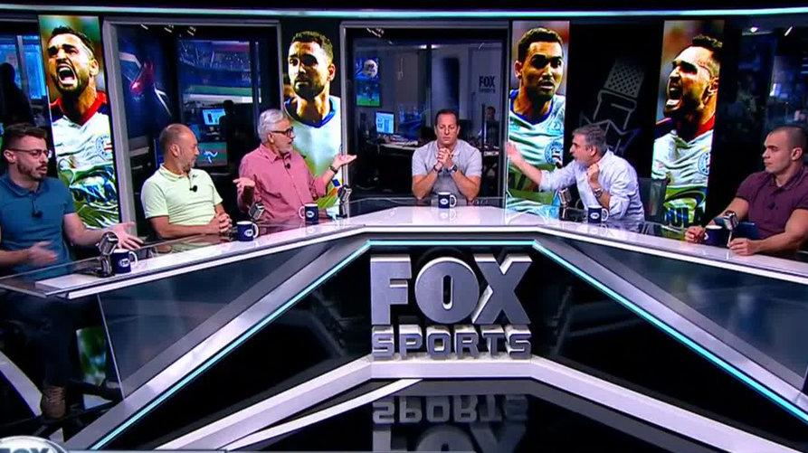 Formação atual do Fox Sports Rádio
