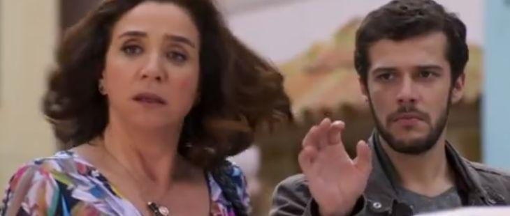 Haja Coração: Giovanni cai em nova armadilha e vai parar na delegacia