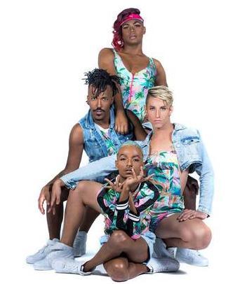 """Bailarinos de Anitta, Ludmilla, Valesca e Pabllo Vittar formam uma \""""gay band\"""""""