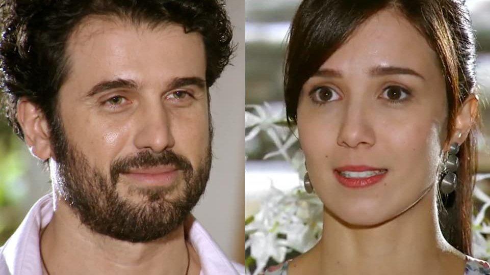 Gabriel e Manuela em A Vida da Gente