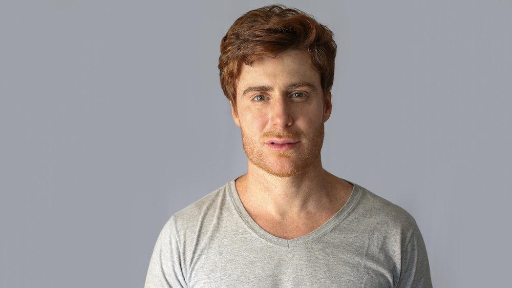 O ator Gabriel Canella