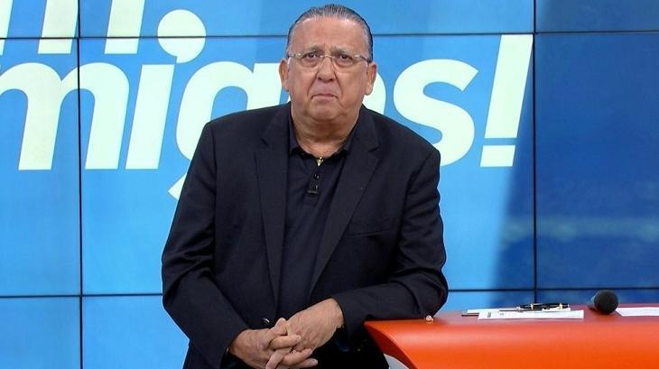 Galvão Bueno no Bem, Amigos!