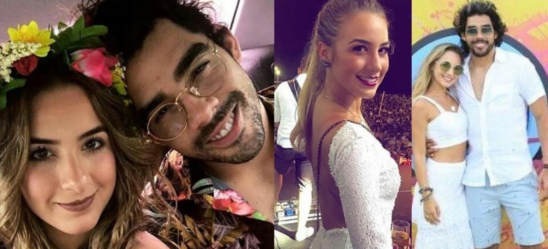 Gabrel Diniz e Karoline Calheiros