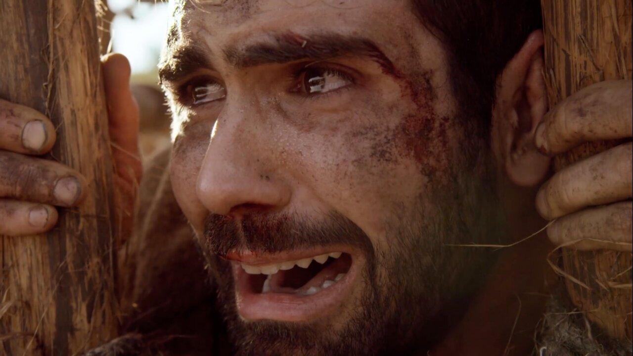 José chorando preso
