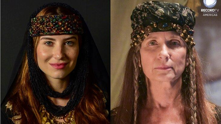 Ex-Globo e estreia em trama bíblica: Saiba quem é quem na nova fase de Gênesis