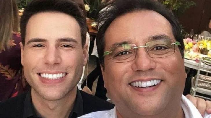 Geraldo Luís e Luiz Bacci