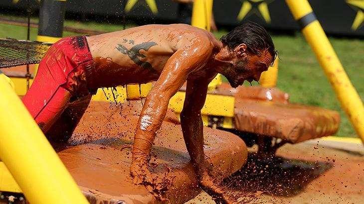 """Giba desiste do \""""Exathlon Brasil\"""" por causa da família e surpreende colegas"""