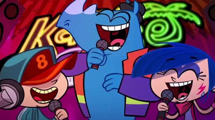Gloob estreia nova animação com humor nonsense nesta segunda