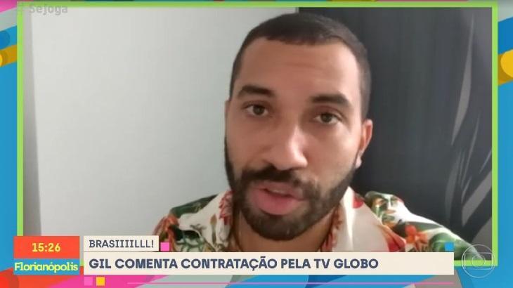 Gil do Vigor em entrevista ao Se Joga