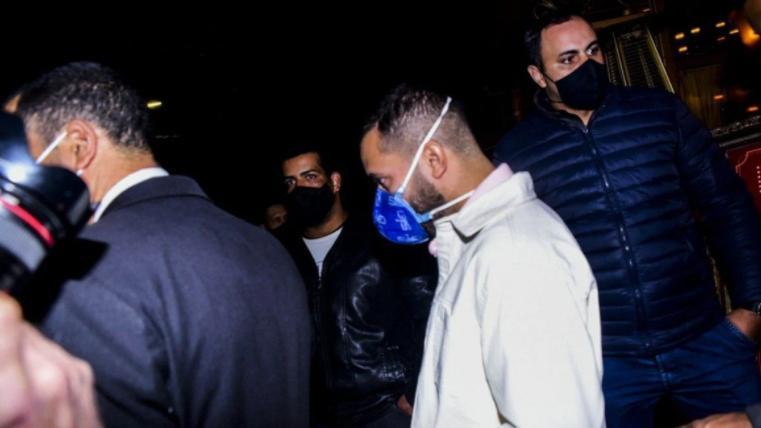 Gil do Vigor de máscara azul
