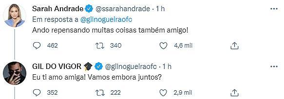 """Após críticas, Gil do Vigor pensa em desistir da fama: \""""Meu mundo não é esse\"""""""
