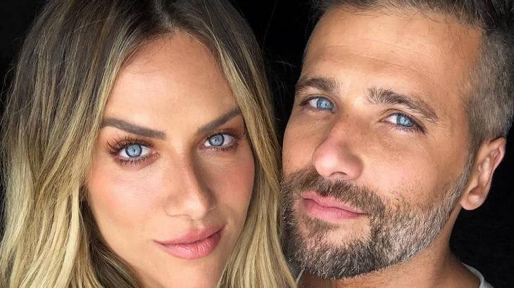 Giovanna Ewbank e Bruno Gagliasso juntos