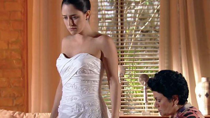 A Vida da Gente: Rodrigo vê Ana vestida de noiva e faz apelo