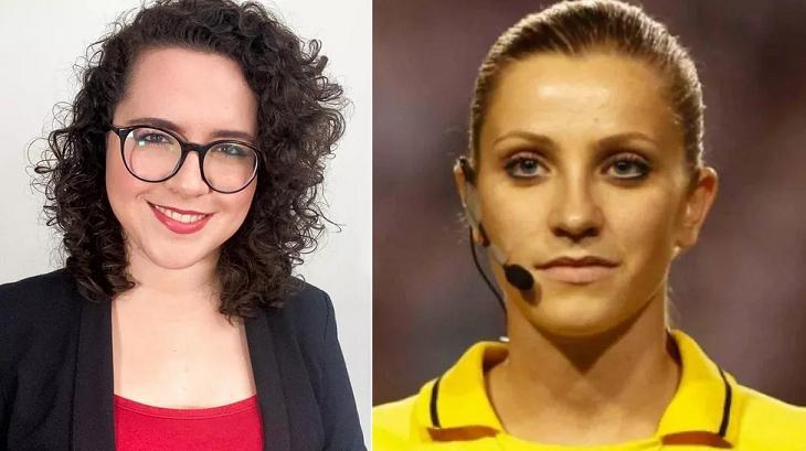 Globo contrata nova narradora e comentarista de arbitragem ex-Fox Sports
