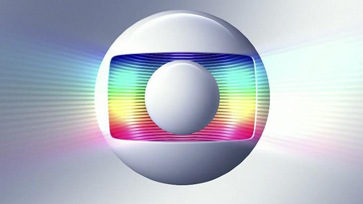 Símbolo da Globo fazendo o plim-plim