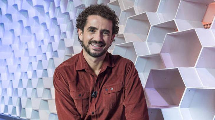 Felipe Andreoli no Globo Esporte