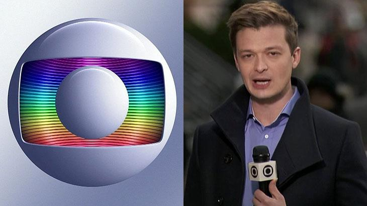 Globo e Felipe Santana em destaque