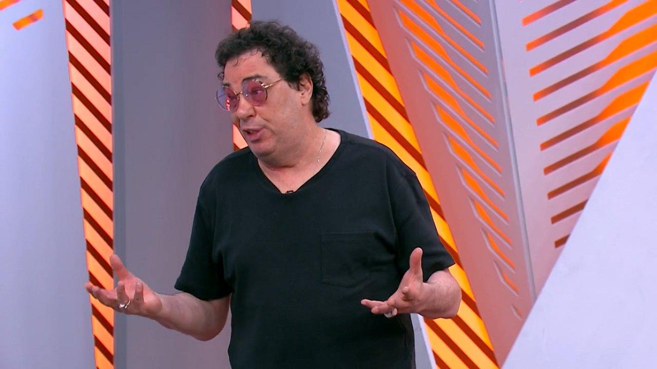Casagrande no Globo Esporte