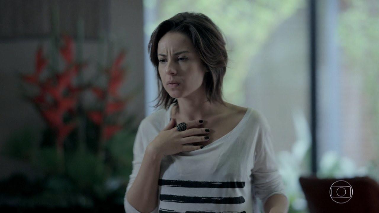 Andreia Horta na novela Império