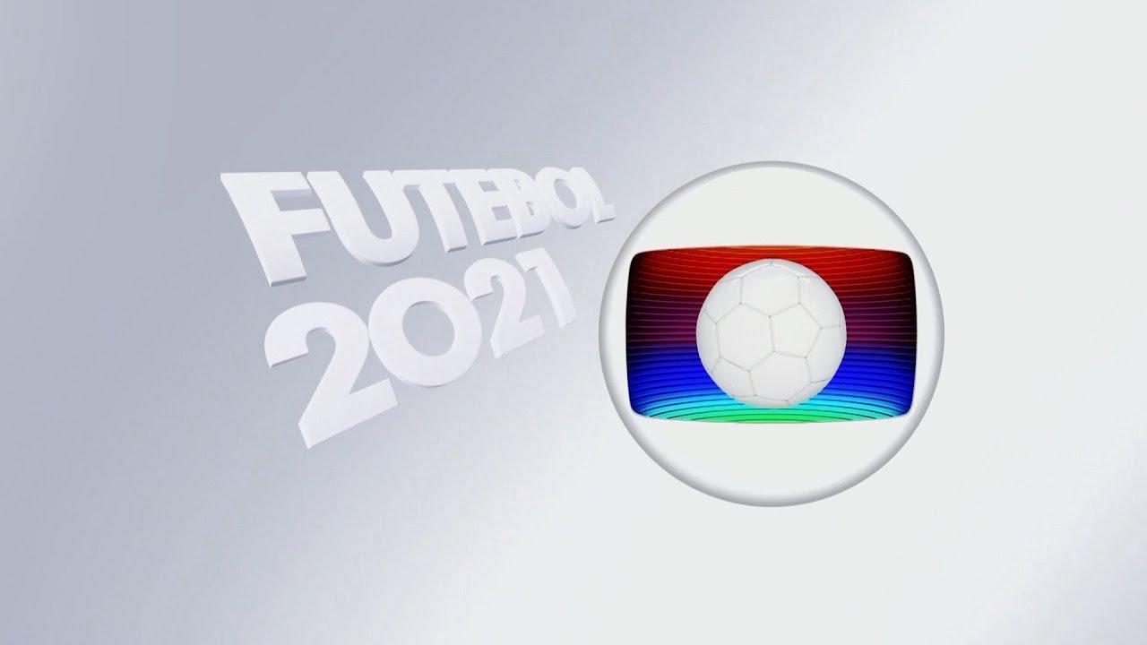 Logotipo do futebol da Globo em 2021