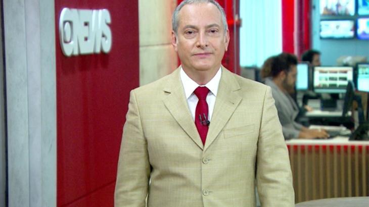 José Roberto Burnier na GloboNews