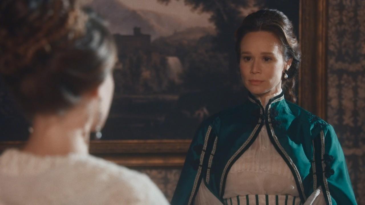 Luísa e Leopoldina frente a frente em Nos Tempos do Imperador