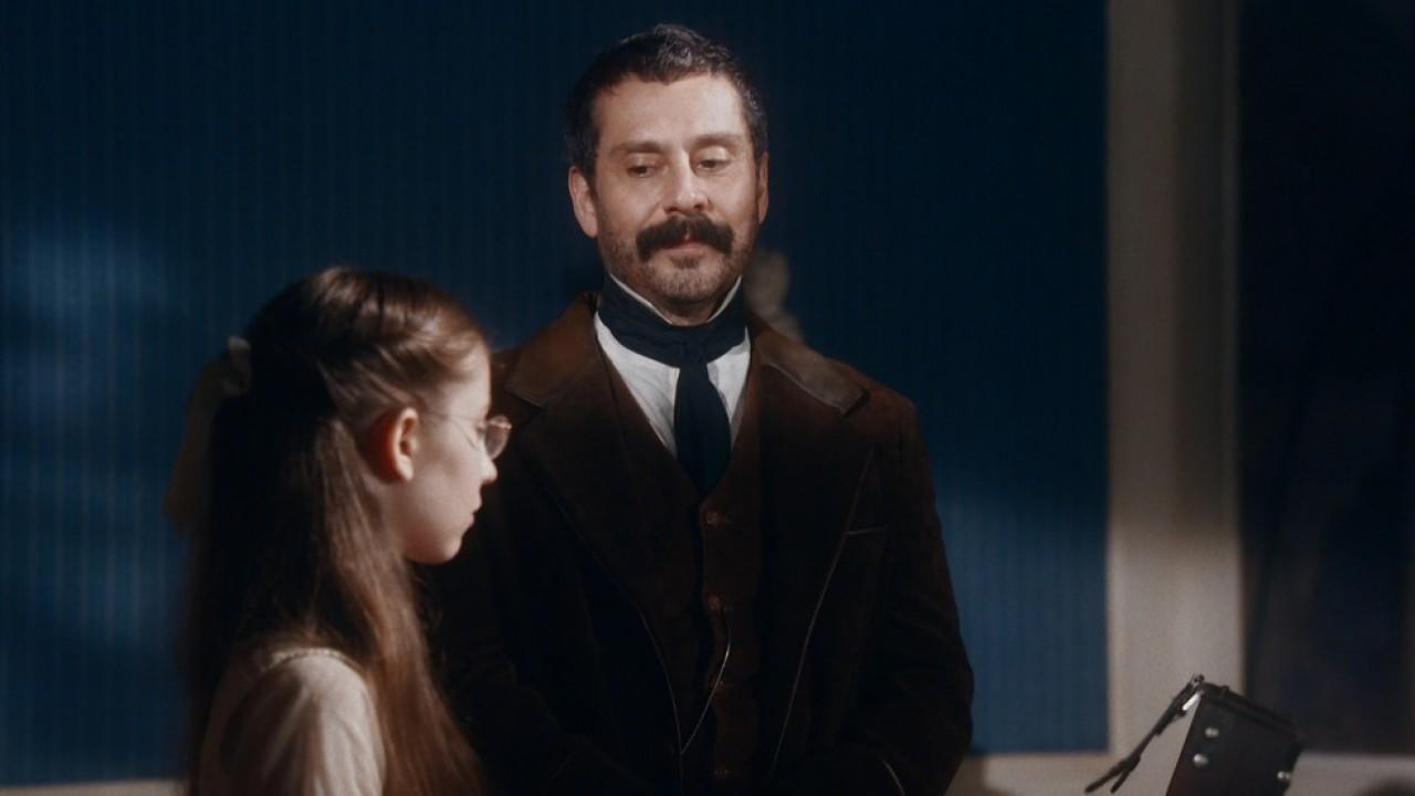 Tonico e Dolores conversando