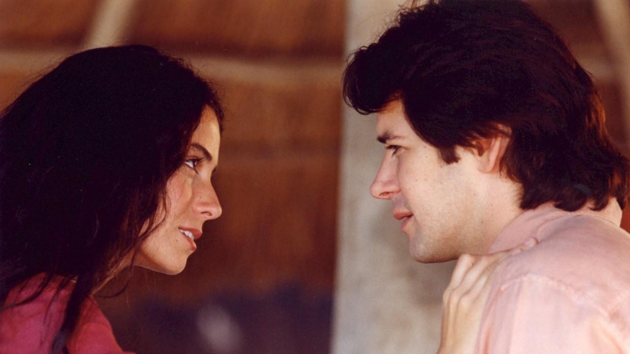 Murilo Benício e Giovanna Antonelli em O Clone