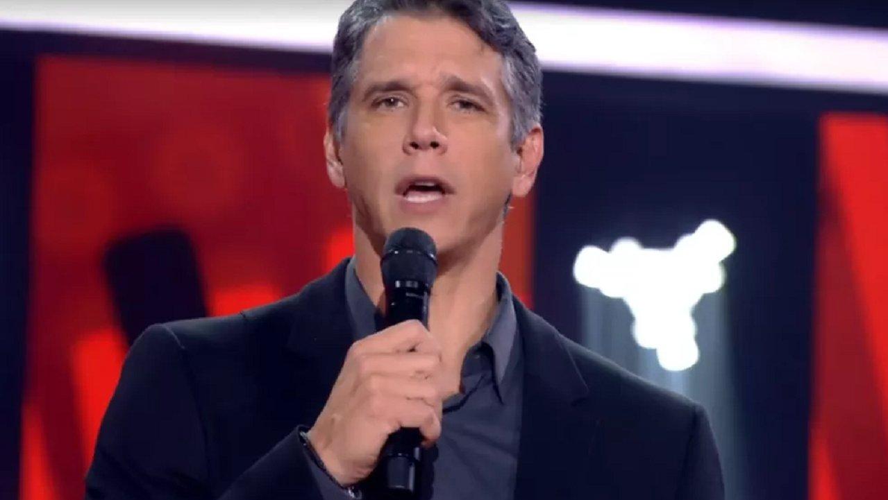 Márcio Garcia no The Voice Kids