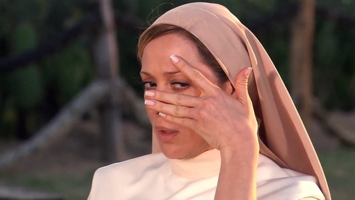Cláudia Raia interpretando Jaqueline em Ti Ti Ti