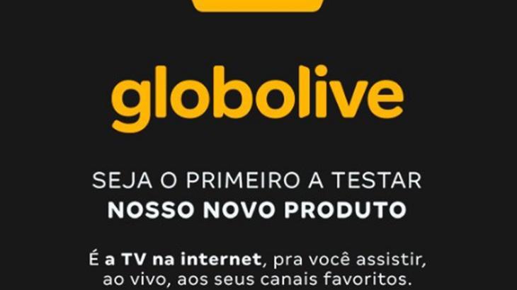 Globoplay faz teste para liberar programação ao vivo dos canais Globosat