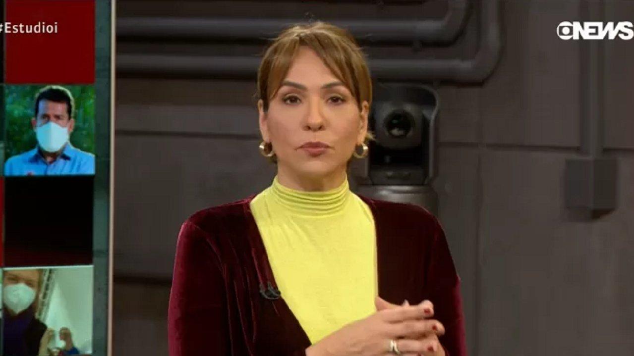 Maria Beltrão no Estúdio i