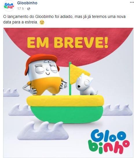 Nat Geo Kids atrasa lançamento e Gloobinho tem estreia adiada na TV paga