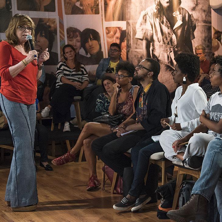 Gloria Perez participa da Feira Literária das Periferias no Rio de Janeiro