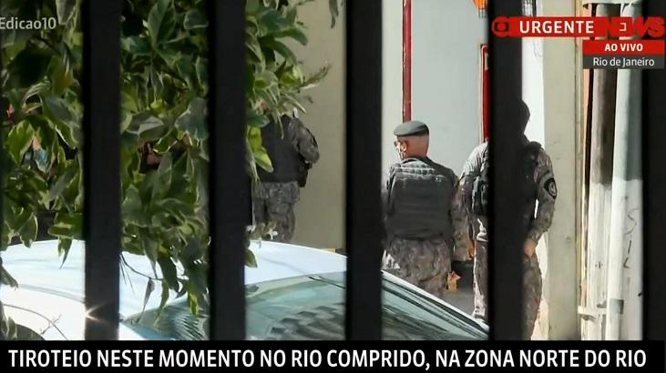 Cobertura da GloboNews