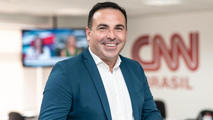 Reinaldo Gottino deixou a CNN Brasil