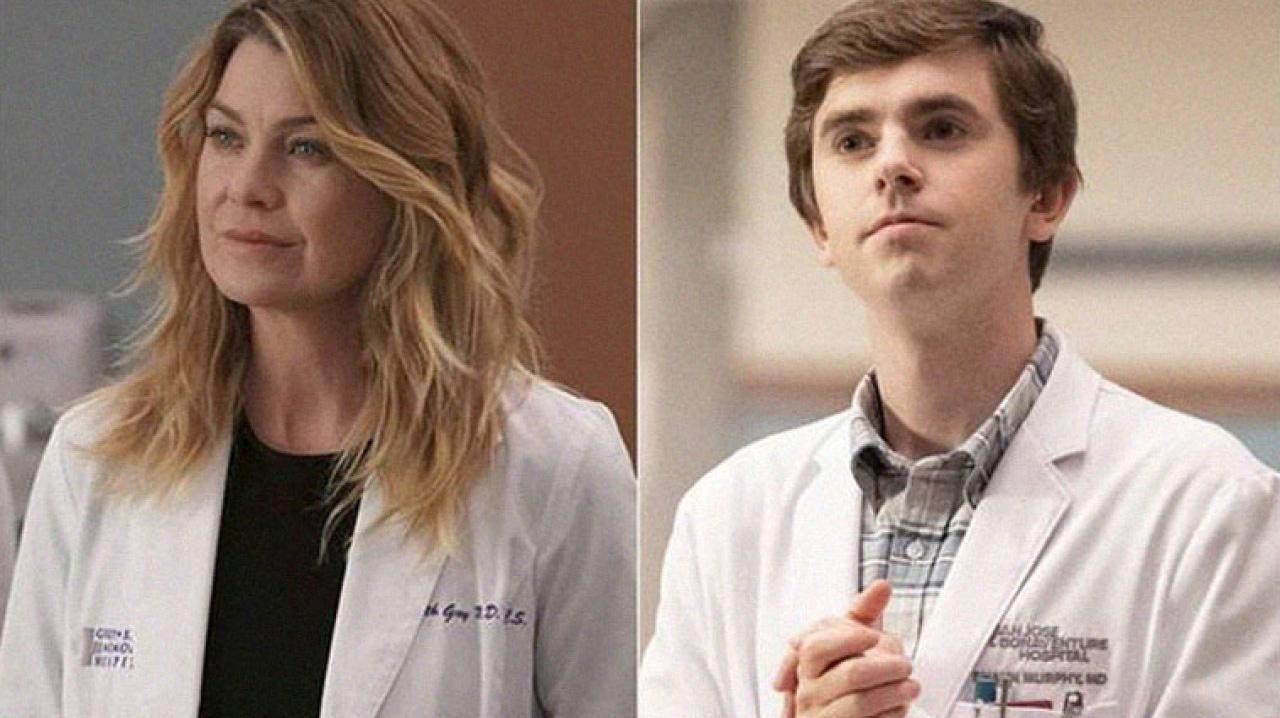 Grey's Anatomy e The Good Doctor