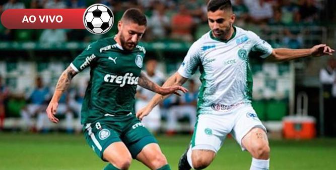 Guarani x Palmeiras