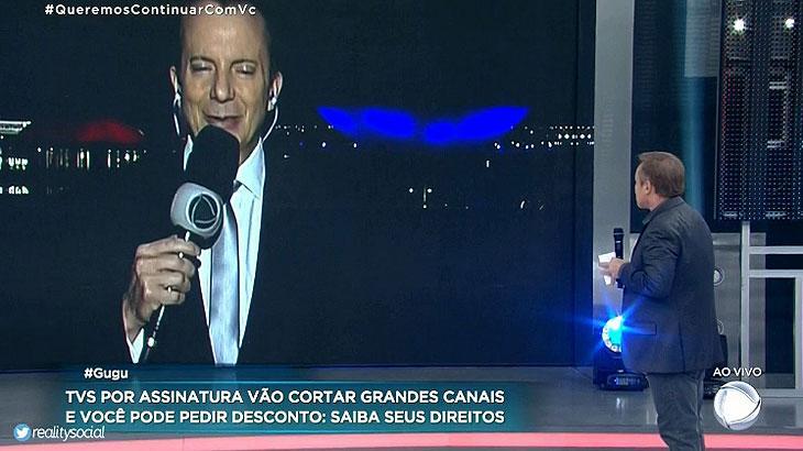 Desligamento analógico em São Paulo e guerra contra operadoras movimentam noite na televisão