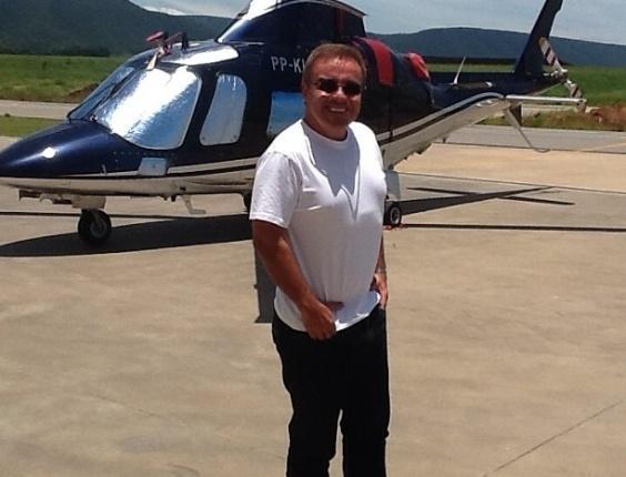 Gugu e RecordTV: o contrato de R$ 3 milhões mensais que não se concluiu