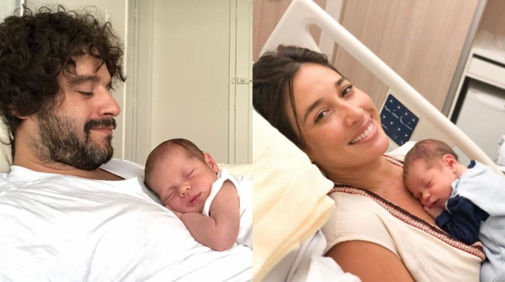 Pais do pequeno Pedro, Guilherme Winter e Gisele Itié estão separados