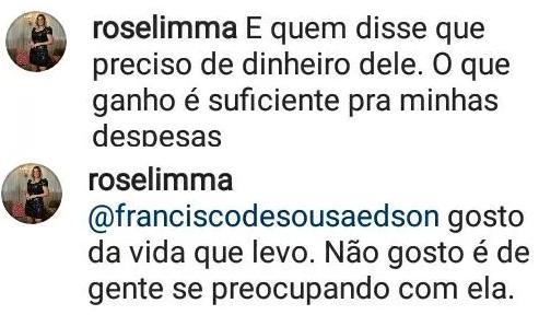 """Irmã de Gusttavo Lima diz que não precisa do dinheiro dele: \""""O que ganho é suficiente\"""""""