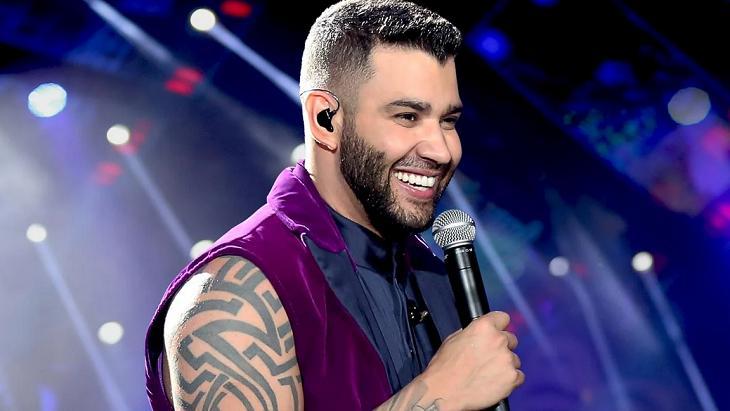 Gusttavo Lima foi contratado por R$ 100 milhões para fazer shows em 2022
